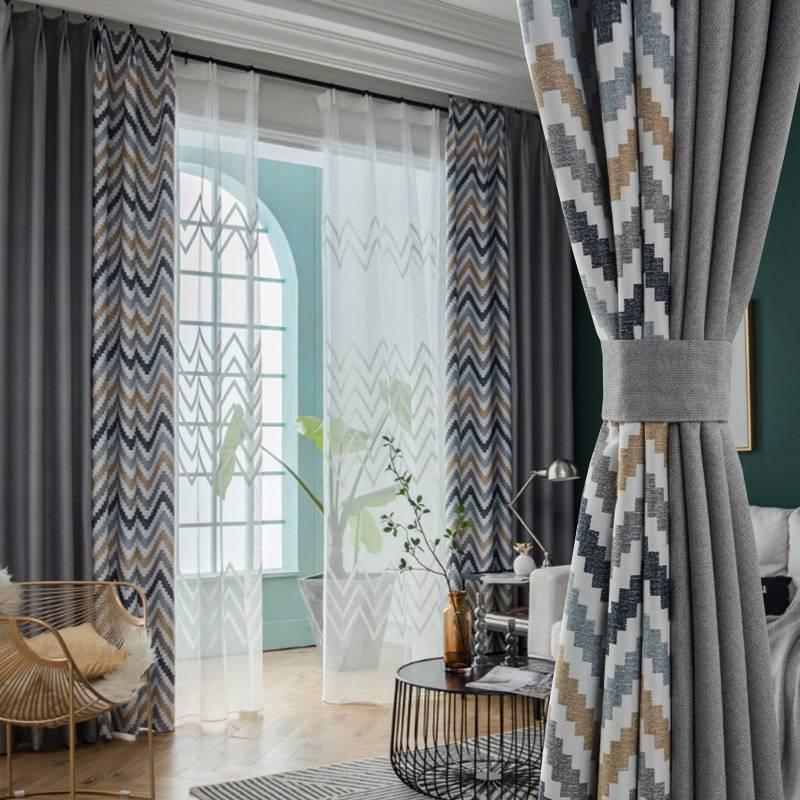 Шторы на окно в спальню: 155 фото идеального сочетания цвета и стиля штор в интерьере спальни
