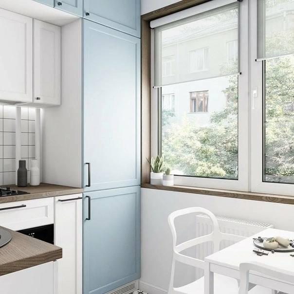 Ремонт кухни в хрущевке: 100 самых стильных интерьеров с реальными фото, правила дизайна