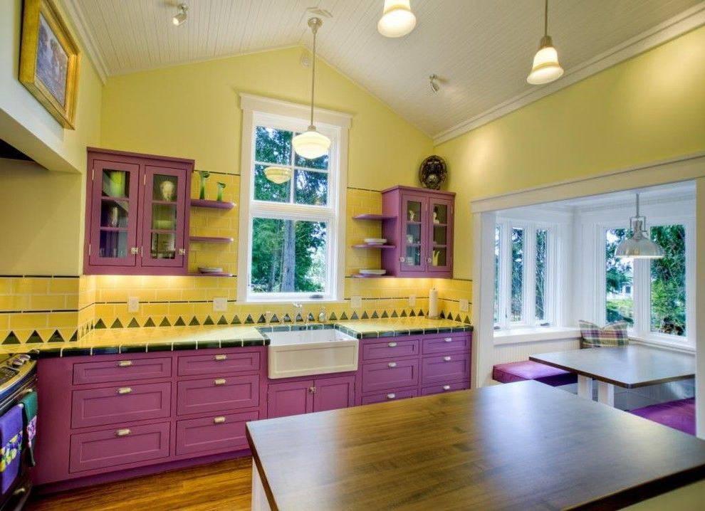Зеленая кухня: удачные оттенки и сочетания в интерьере (40 фото)