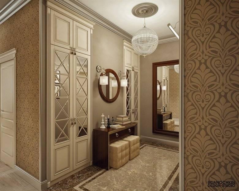 Дизайн прихожей в квартире 2021: 100+ фото в современном стиле