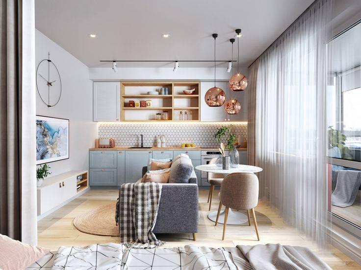 Однокомнатная квартира-студия (59 фото): что это такое и как она выглядит? как сделать планировку и ремонт?