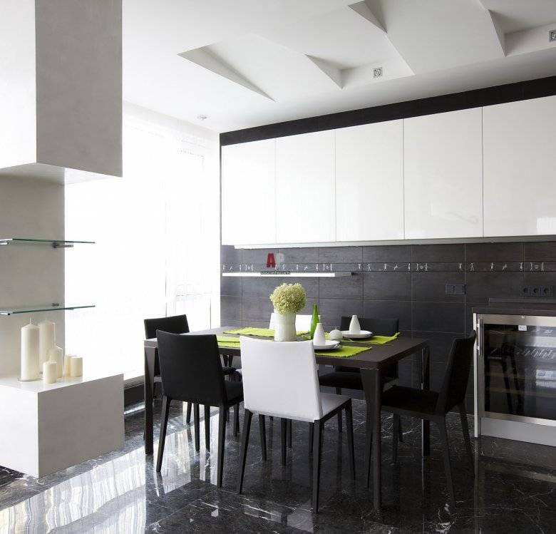 Кухня в стиле минимализм ????: гид по дизайну