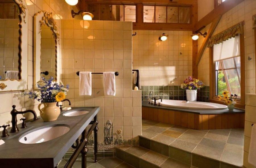 Декор ванной: обзор лучших идей оформления и подбора аксессуаров, 150 фото