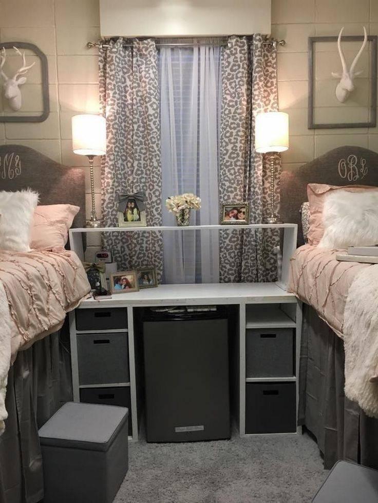 Как красиво обустроить свою комнату в общежитии
