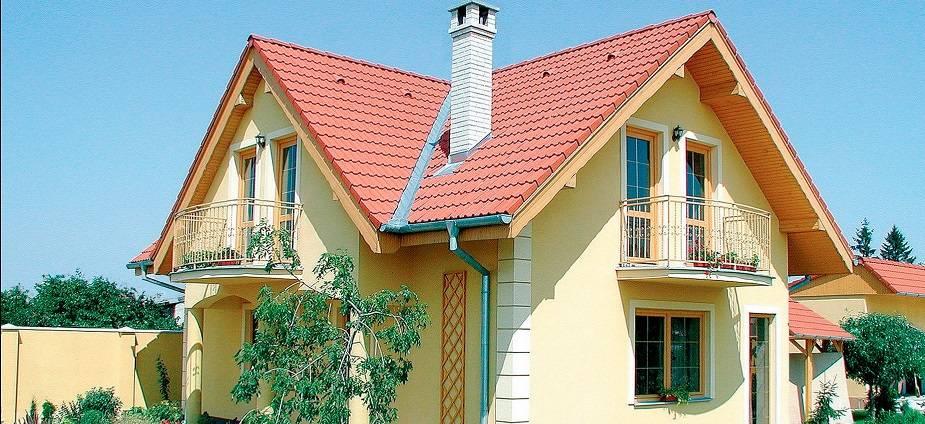 Чем лучше покрыть крышу дома – выбираем практичную и долговечную кровлю + видео