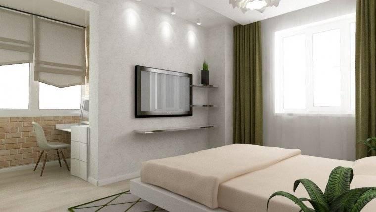 Гостиная с балконом: красивые варианты и успешные идеи объединения комнат (115 фото)