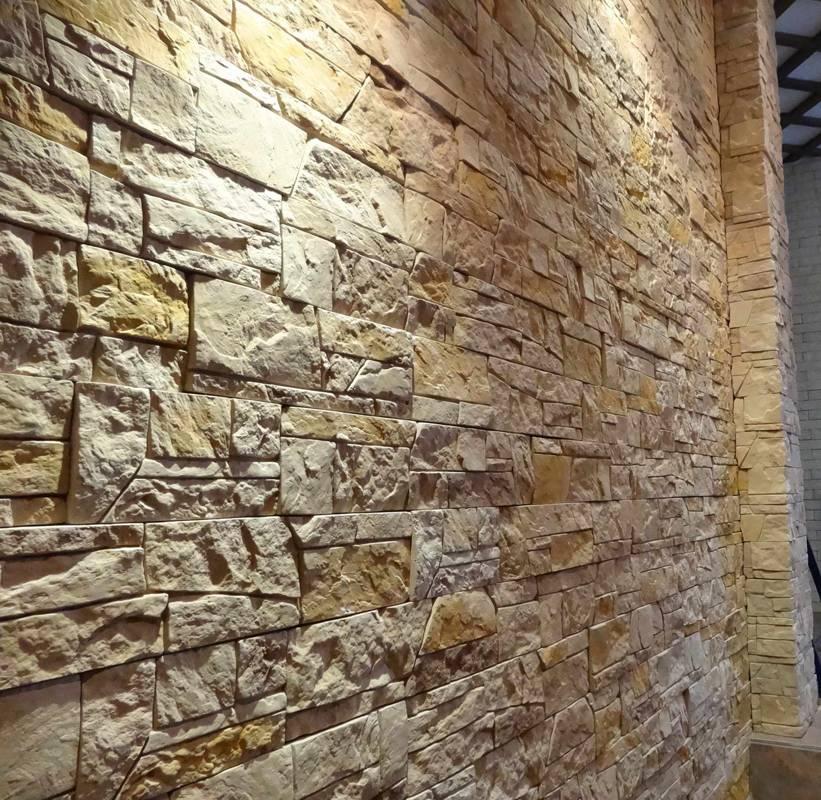 Способы использования декоративного камня в интерьере