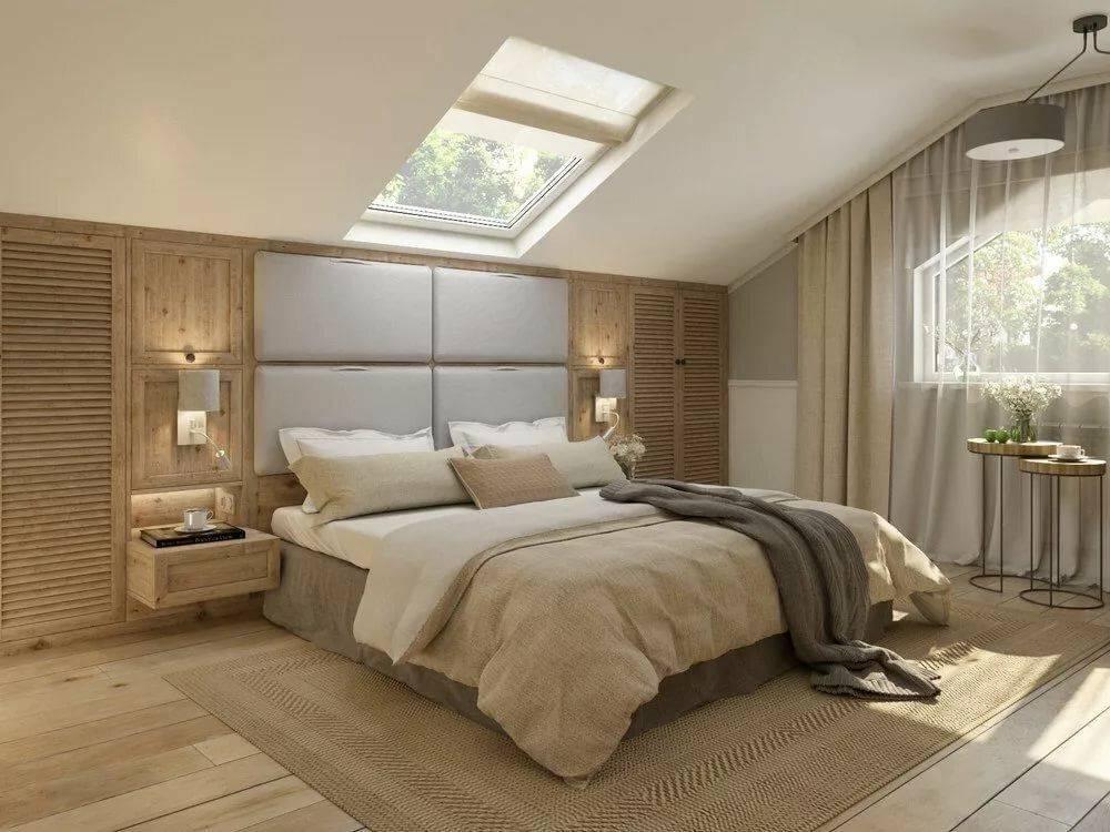 Новинки дизайна спальни — фото идеи отделки стен, потолка и пола. примеры оформления интерьера в современном стиле