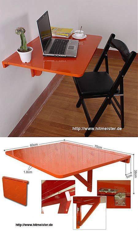 Откидной стол своими руками: основные идеи создания раскладных моделей в домашних условиях (90 фото)