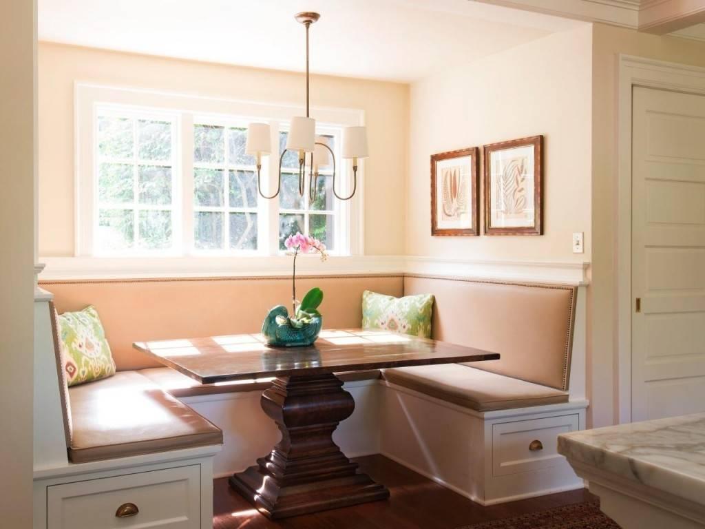Дизайн кухни с диваном: выбор кухонного дивана и идеи дизайна (50 фото)