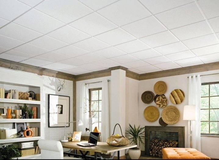 Необычные идеи оформления потолка своими руками