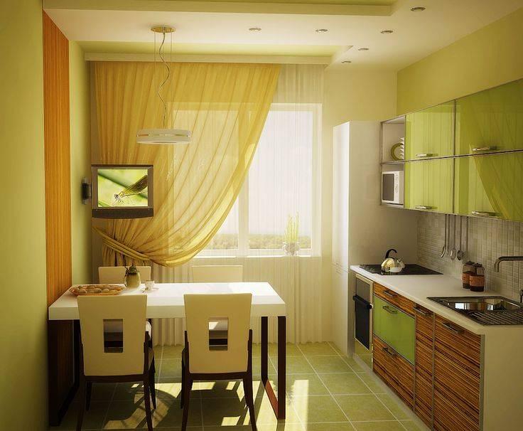 Дизайн кухни 2 на 3 метра: красивые идеи (80 фото)