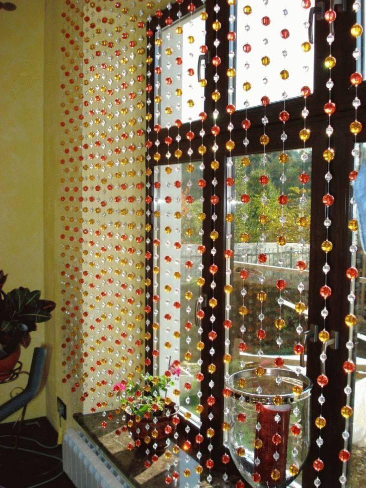 Шторы своими руками: лучшие идеи изготовления штор из подручных материалов (95 фото)