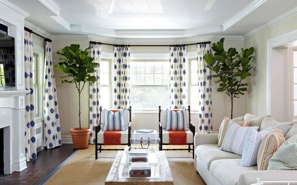 Классические шторы в интерьере: разновидности, особенности, виды, выбор цвета + 115 фото идей оформления