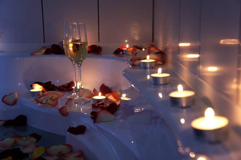 Как устроить дома романтический вечер для двоих - идеи, советы, музыка