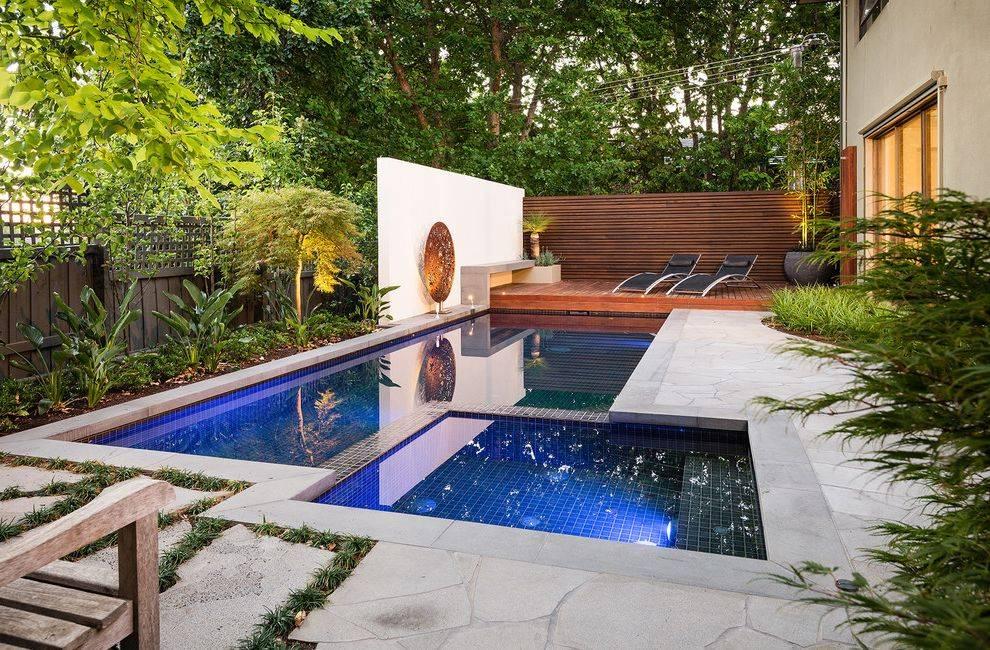 Пошаговая инструкция постройки бассейна на дачном участке