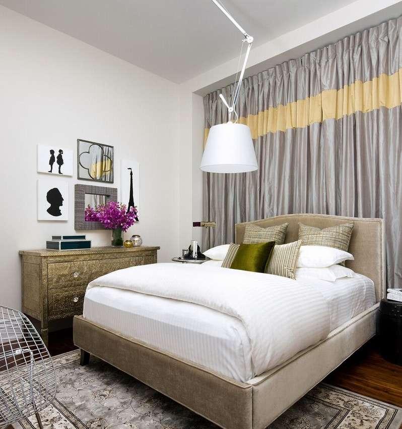 Декор стен в спальне: 150 фото идей и интересных новинок дизайна