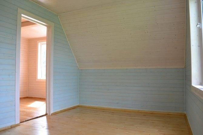 Покраска вагонки внутри дома: фото интерьеров и балконов, выбор цвета и окрашивание; какая краска для вагонки подходит лучше всего?