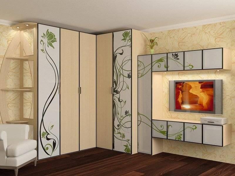 Гостиная со шкафом -120 фото лучших моделей. примеры современного дизайна шкафов в интерьере гостиной