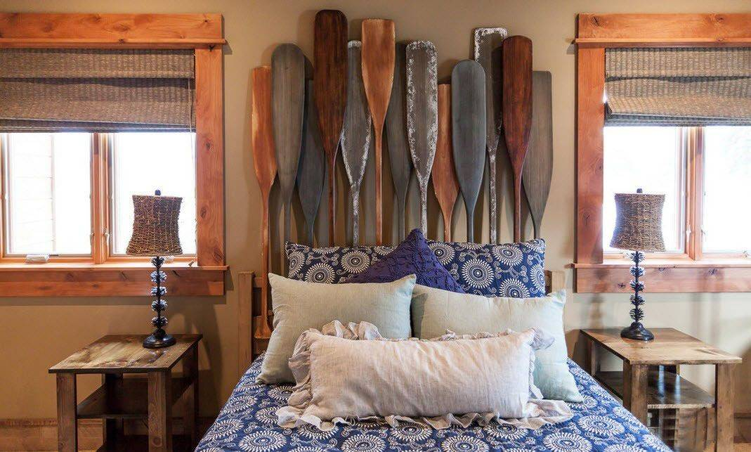 Современные дизайнерские идеи для спальни