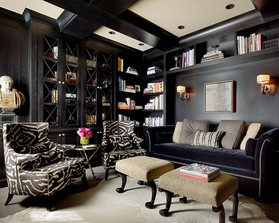 Спальня с темной мебелью: советы по созданию стильного интерьера (45 фото)