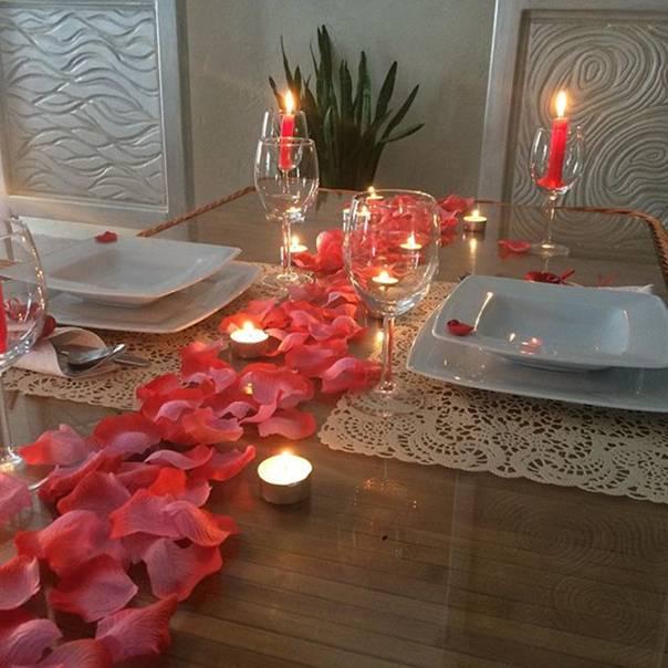 Как устроить романтический вечер любимому – лучшие идеи!