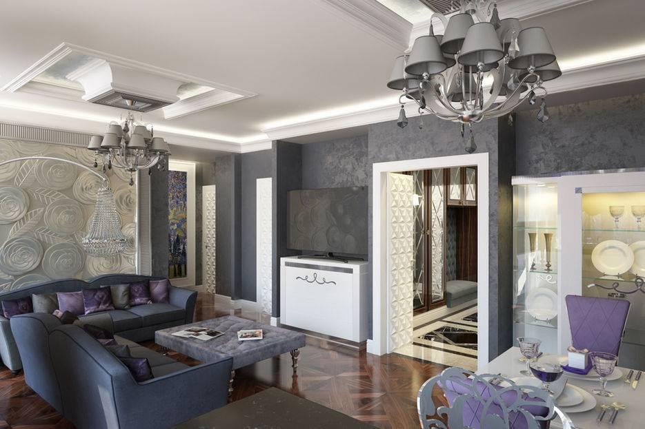 8 приемов, чтобы оформить квартиру в стиле ар-деко