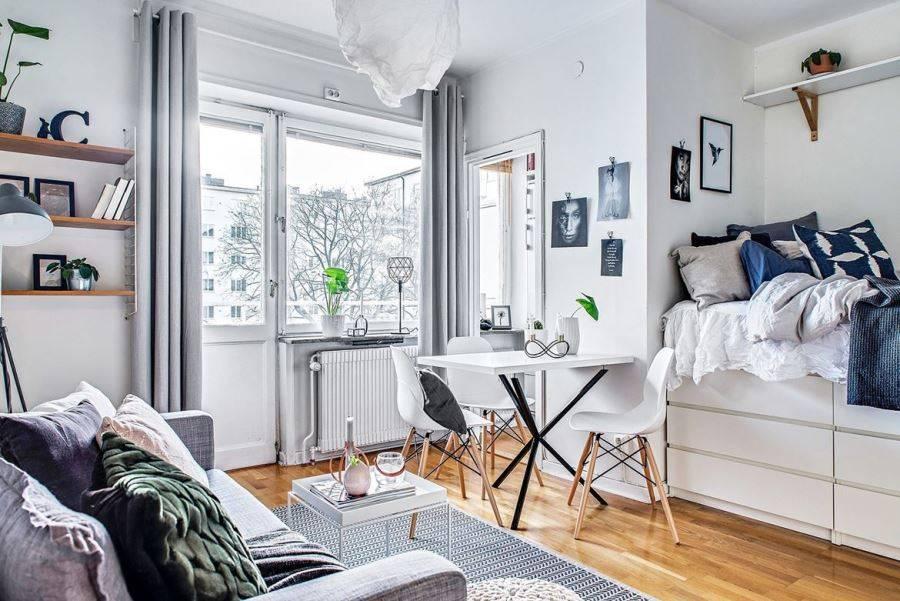 Гостиная в скандинавском стиле: 100 фото новинок - дизайн интерьера