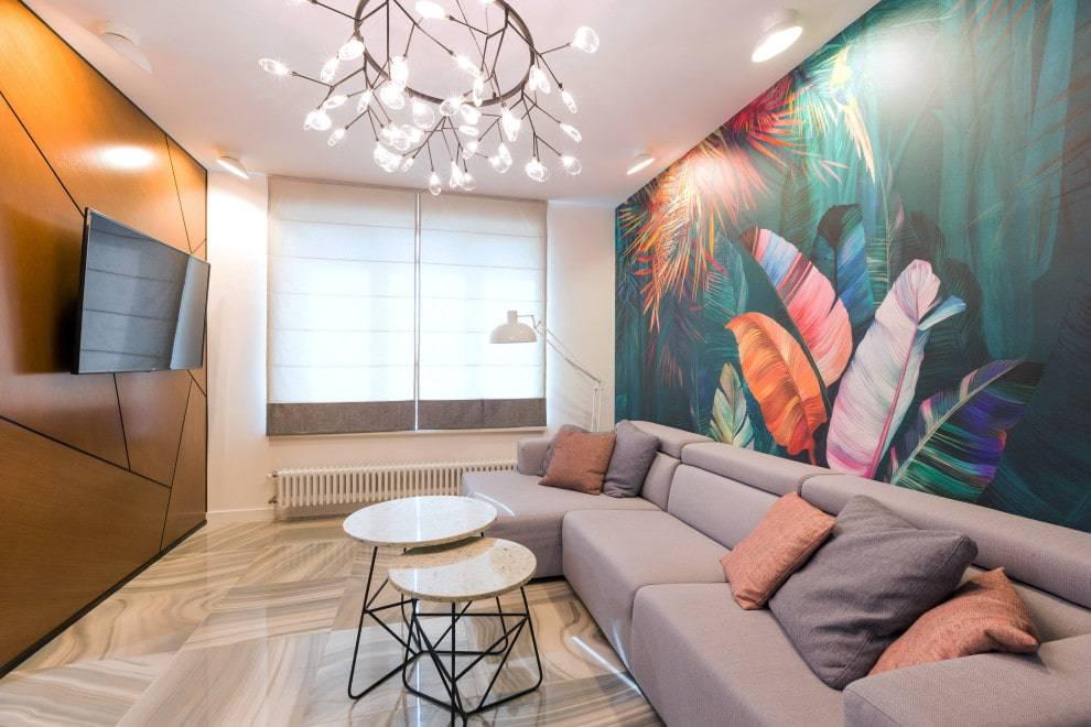 Спальня-гостиная 18 кв. м: 100+ фото [лучшие идеи дизайна 2019]
