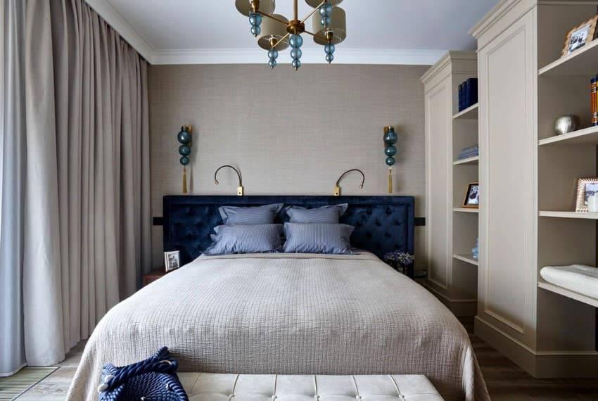 Спальня 12 кв. м.: лучшие варианты оформления и секреты красивого дизайна от экспертов!
