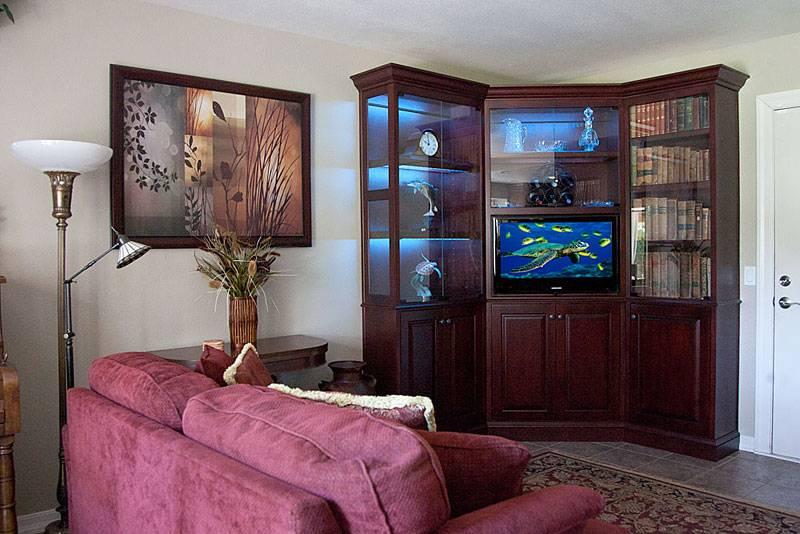 Тумба в гостиную - советы по выбору и особенности применения современных моделей (135 фото)
