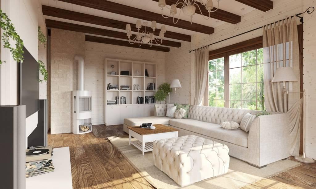 Узкая гостиная, как грамотно оформить? топ идей красивых интерьеров
