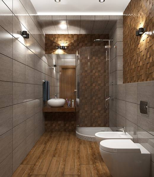 Туалет в стиле лофт: фото интерьера совмещенного и раздельного санузла