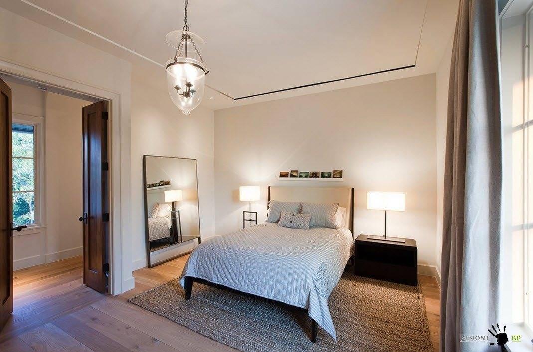 Как правильно поставить кровать в спальне (62 фото): стоит ли располагать у окна