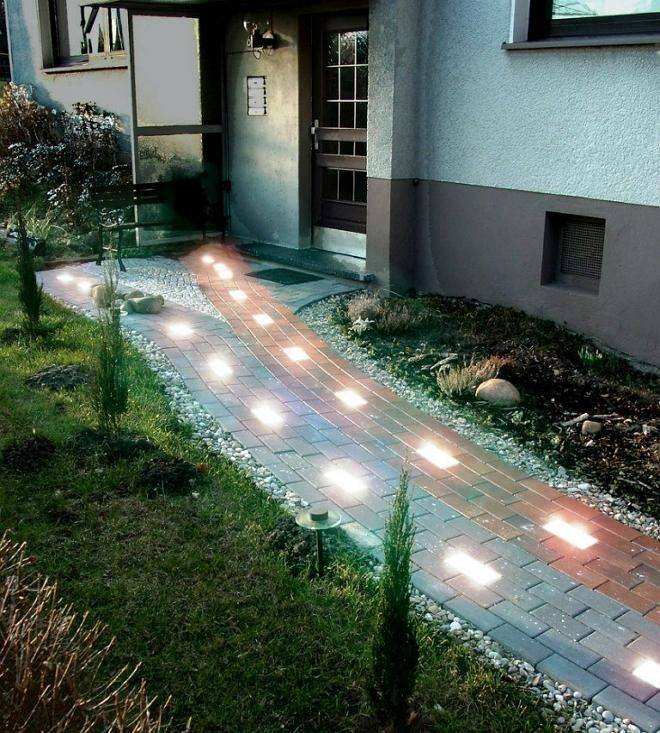 Уличное освещение для загородного дома. декоративное освещение дачного участка и дома снаружи