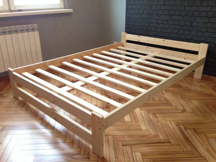 Способы изготовления кровати своими руками