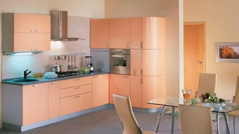 Сочетание цветовой гаммы на кухне — какой цвет лучше выбрать
