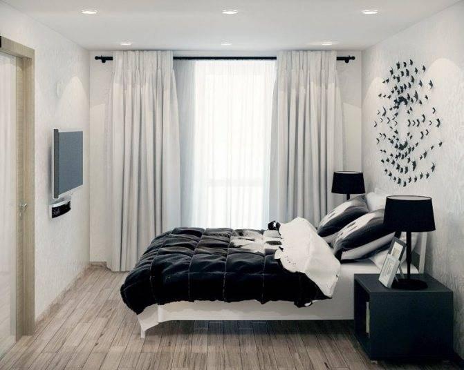 Спальня в светлых тонах: 200 фото новинок дизайна интерьера в светлых тонах