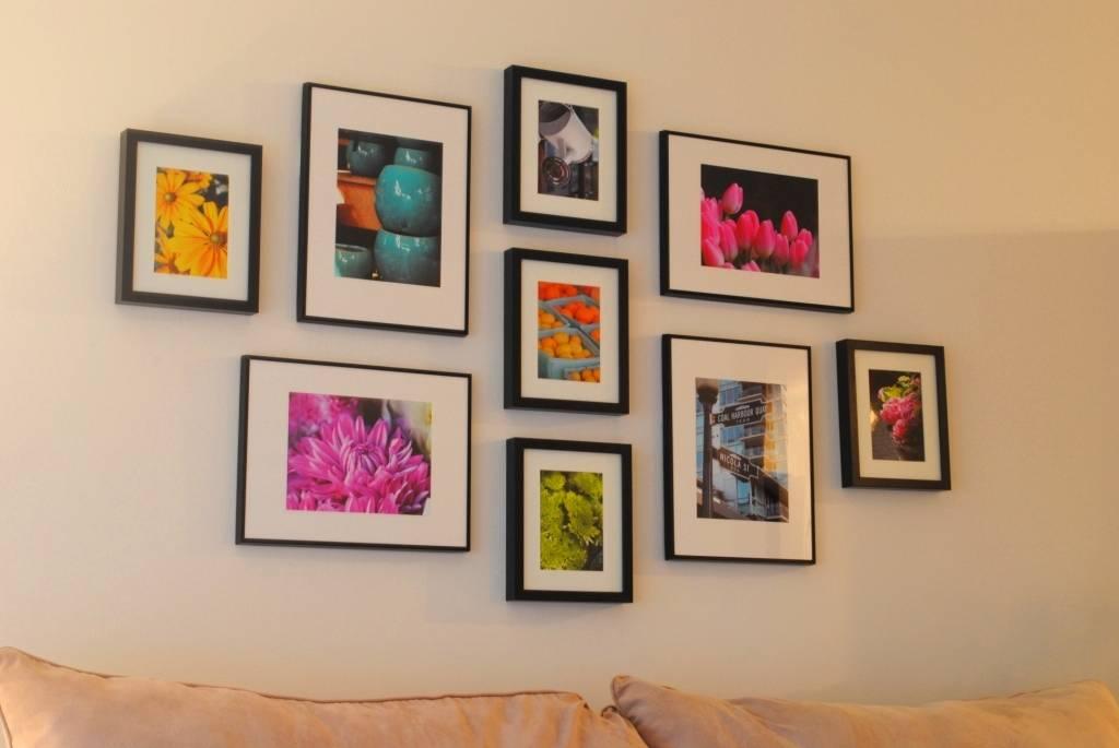 Оформление фотографий ★ как повесить фото на стену ➜ 55 идей для фото