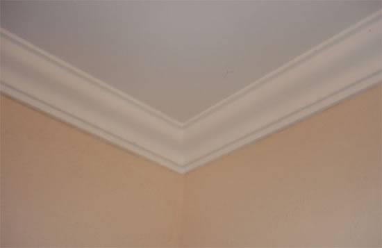 50 фото различных видов потолочных плинтусов для натяжных потолков с подробным разбором