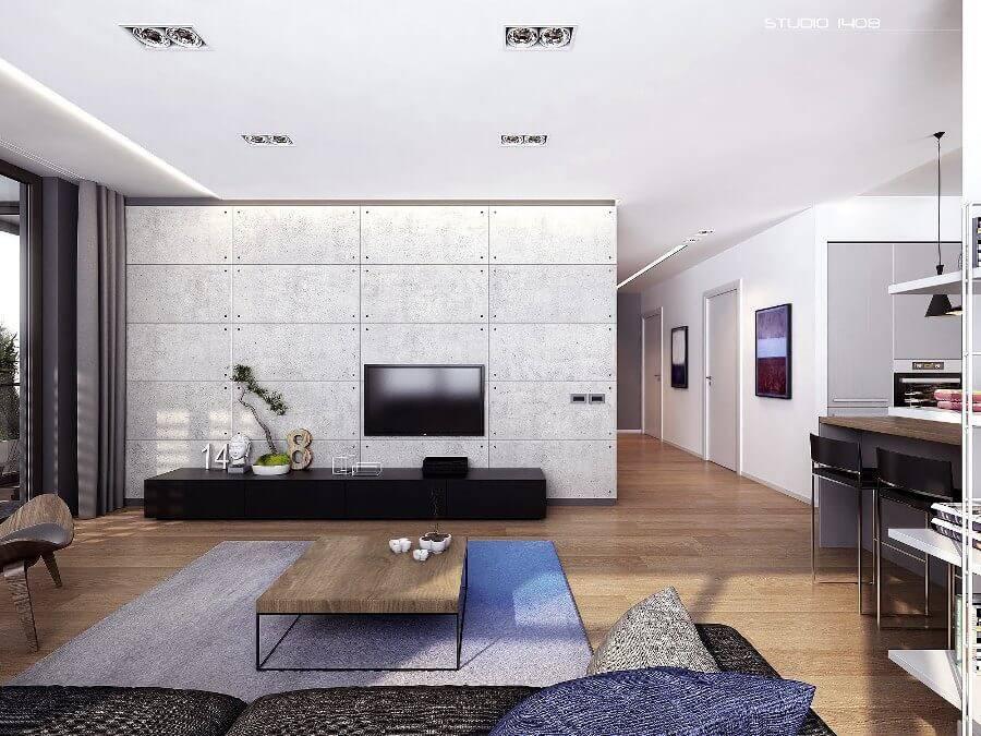 Гостиная минимализм - 74 фото оптимальных решений и специфика стилядизайн гостиной