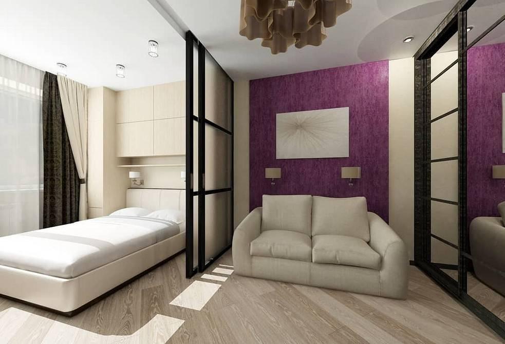 Комната на 18 м: дизайнерские хитрости для увеличения пространства и функциональности