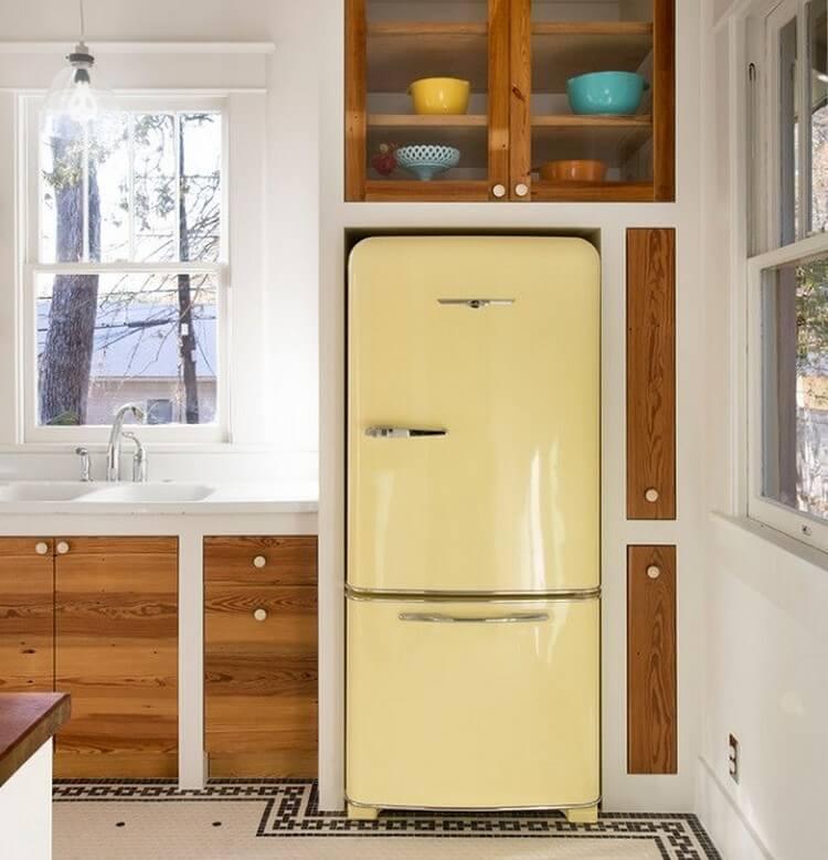 Как правильно разместить холодильник в коридоре - практичные советы зонирования пространства