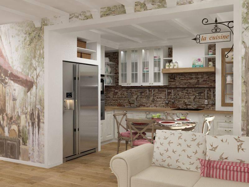 Совершенный дизайн квартиры-студии: планировка интерьера 25-30-40 м²