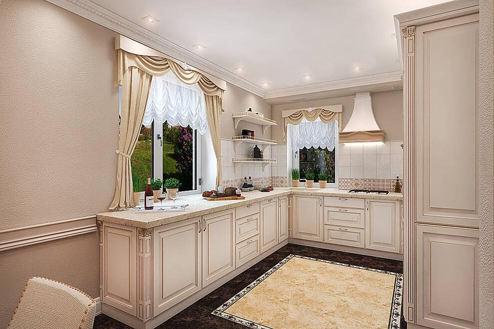 Кухня в стиле современной классики - как она выглядит?