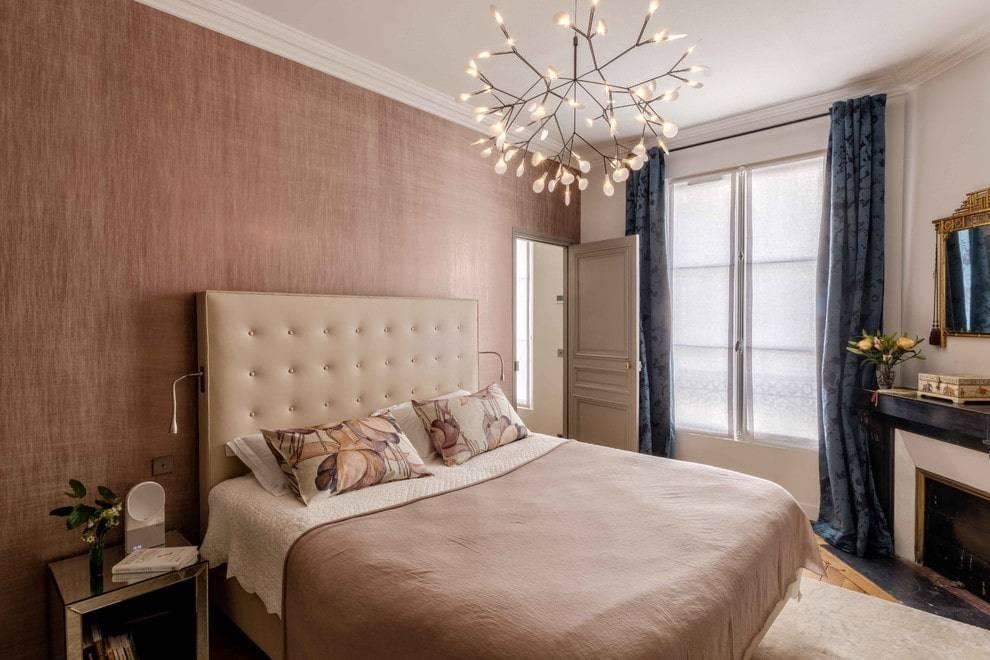 Спальня 15 кв. м. — уютный дизайн стандартной спальни (80 фото вариантов)