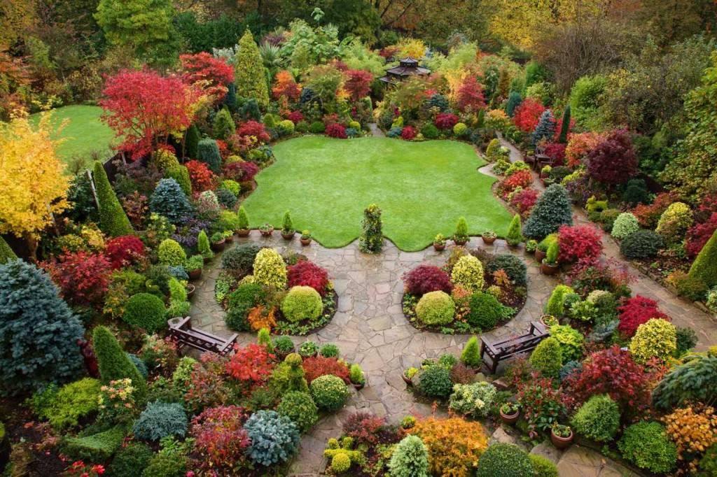 Как красиво посадить цветы на даче: правила, схемы, возможные композиции