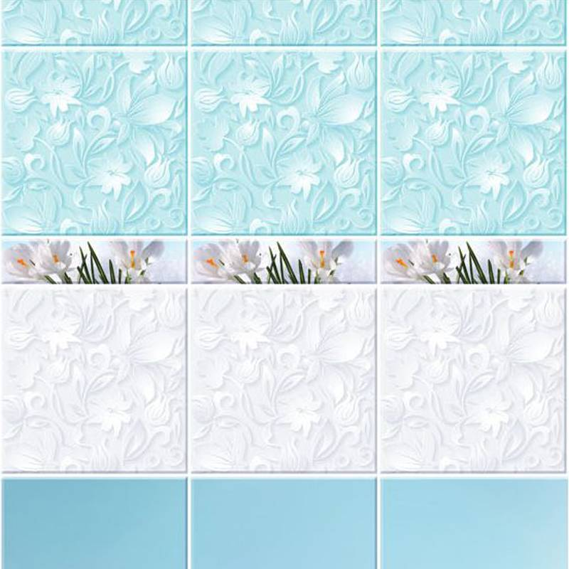 Ванная комната из пластиковых панелей: разновидности панелей + краткое руководство по отделке
