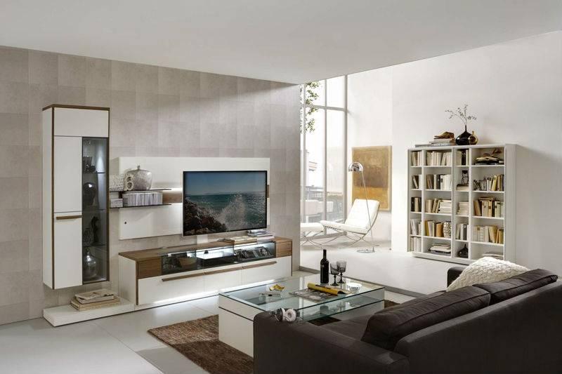 Стенка в гостиную в современном стиле фото 2021 года