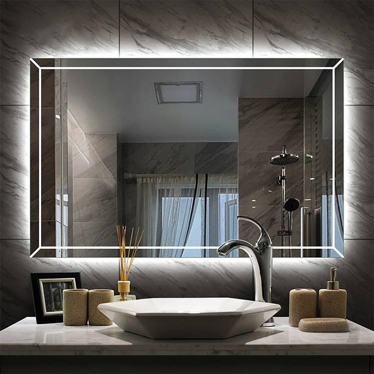 Как выбрать размер зеркала для ванной? рассказываем и показываем!